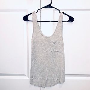 FOREVER 21 Heather Gray Tank Top Size Small